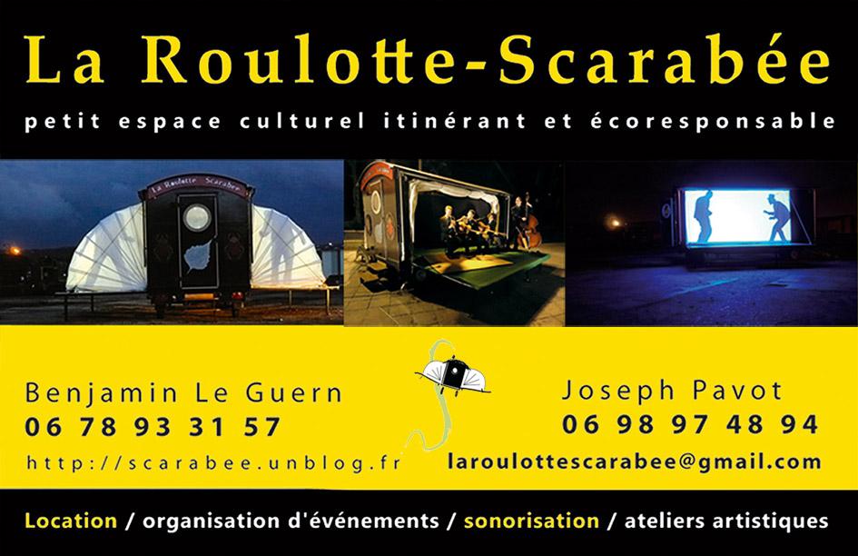 LA ROULOTTE-SCARABEE dans couverture cdv-copie