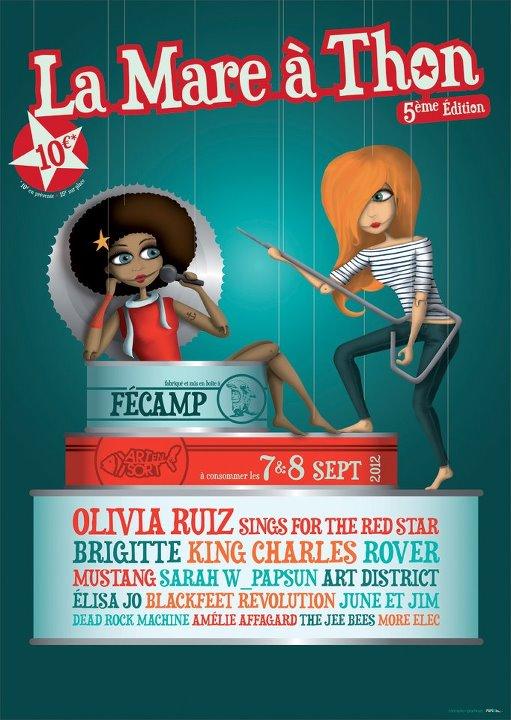 FESTIVAL LA MARE A THON / FECAMP / les 7 et 8 septembre flyer_mareathon_2012